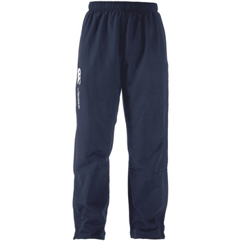 Kleidung Jogginghosen Canterbury  Marineblau/Weiß