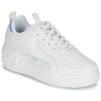 Schuhe Damen Sneaker Low Buffalo FLAT SMPL 2.0 Weiss