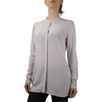 Kleidung Damen Hemden Woolrich WWCAM0577 perla