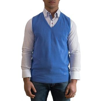 Kleidung Herren Anzugweste Peuterey PEU0267 celeste