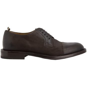 Schuhe Herren Sneaker Calzaturificio Rossi 6402BC coffe