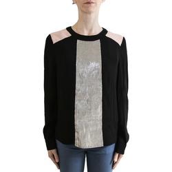 Kleidung Damen Hemden Armani jeans B5006NQ nero