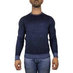 Kleidung Herren Pullover Sun68 K28109 blu