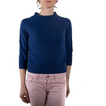 Kleidung Damen Pullover Marella 33663396 denim