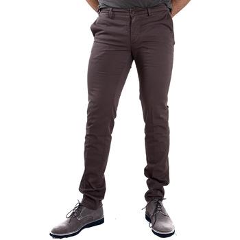 Kleidung Herren Chinohosen Woolrich W0PAN1111 grigio