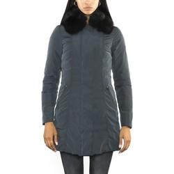 Kleidung Damen Parkas Peuterey PED3617 blu