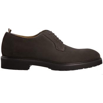 Schuhe Herren Derby-Schuhe Calzaturificio Rossi 6459IT testa di moro