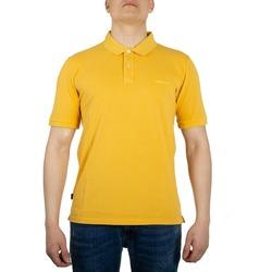 Kleidung Herren Polohemden Woolrich WOPO0012MR giallo