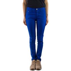 Kleidung Damen Chinohosen Armani jeans A5J28DR bluette