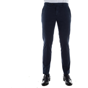 Kleidung Herren Chinohosen Briglia BG04321560 blu