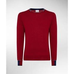 Kleidung Herren Pullover Peuterey PEU3653 rosso