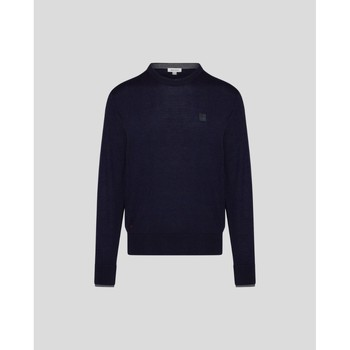 Kleidung Herren Pullover Woolrich W0MAG1860 melton blu