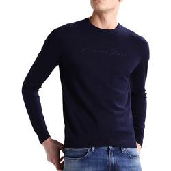 Kleidung Herren Pullover Armani jeans 3Y6MA46M0IZ blu