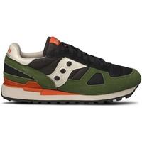 Schuhe Herren Sneaker Low Saucony 2108A black/green