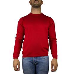 Kleidung Herren Pullover Sun68 K28101 rosso