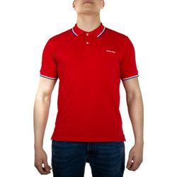 Kleidung Herren Polohemden Woolrich WOPO0013MR rosso