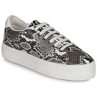Schuhe Damen Sneaker Low No Name PLATO M Weiss