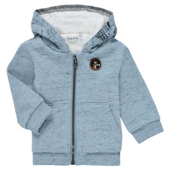 Kleidung Jungen Strickjacken Ikks AZUR Blau