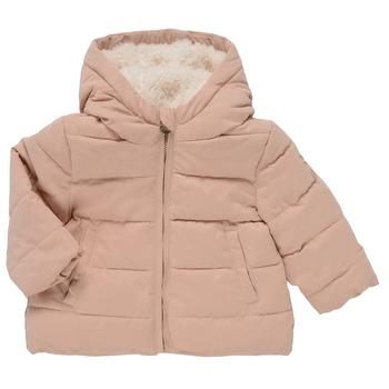 Kleidung Mädchen Jacken Ikks CACAO Rose