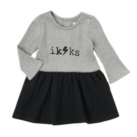 Kleidung Mädchen Kurze Kleider Ikks CARAMEL Multicolor