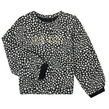 Kleidung Mädchen Sweatshirts Ikks GREGE Schwarz