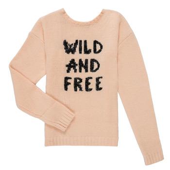 Kleidung Mädchen Pullover Ikks ISABELLE Rose