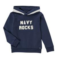 Kleidung Jungen Sweatshirts Ikks SEPIA Marine