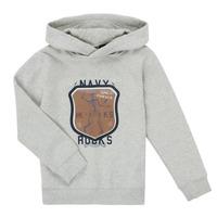 Kleidung Jungen Sweatshirts Ikks LAVANDE Grau
