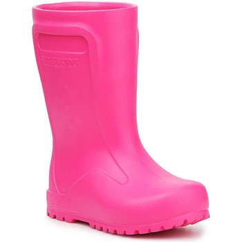Schuhe Kinder Gummistiefel Birkenstock Gummistiefel  Derry Neon Pink 1006288 rosa