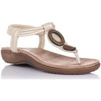 Schuhe Damen Sandalen / Sandaletten Zapp 17063 Gold