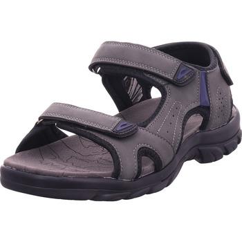 Schuhe Herren Sandalen / Sandaletten Hengst - S69451 grau