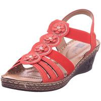 Schuhe Damen Sandalen / Sandaletten Hengst - B13431 rot