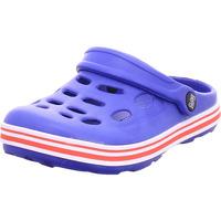 Schuhe Pantoletten / Clogs Hengst - R88410.411 blau