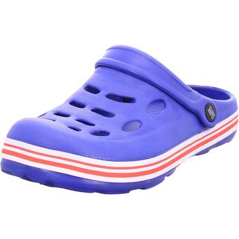 Schuhe Pantoletten / Clogs Hengst - R88410.412 blau