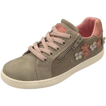 Schuhe Mädchen Sneaker Low Supremo Schnuerschuhe 11727 1172710 grau