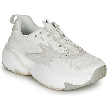 Schuhe Damen Sneaker Low Victoria  Weiss