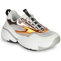 Schuhe Damen Sneaker Low Victoria  Weiss / Grau