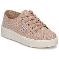 Schuhe Damen Sneaker Low Victoria  Rose