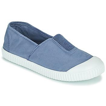 Schuhe Kinder Sneaker Low Victoria  Blau