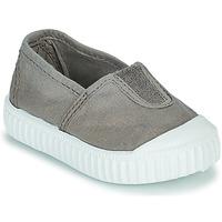 Schuhe Kinder Sneaker Low Victoria  Grau