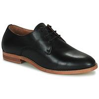 Schuhe Damen Derby-Schuhe Minelli DELINA Schwarz
