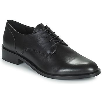 Schuhe Damen Derby-Schuhe Minelli FRANCIA Schwarz