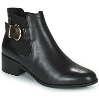 Schuhe Damen Low Boots Minelli ALINNA Schwarz