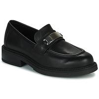 Schuhe Damen Slipper Minelli KARISMA Schwarz