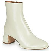 Schuhe Damen Low Boots Minelli CREMIA Beige
