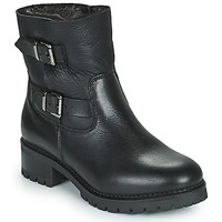 Schuhe Damen Low Boots Minelli LEILA Schwarz