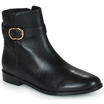 Schuhe Damen Boots Minelli FANNITA Schwarz