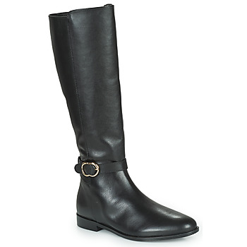 Schuhe Damen Klassische Stiefel Minelli SELIRA Schwarz