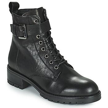 Schuhe Damen Boots Minelli NENITA Schwarz