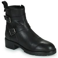 Schuhe Damen Boots Minelli LISTERIA Schwarz